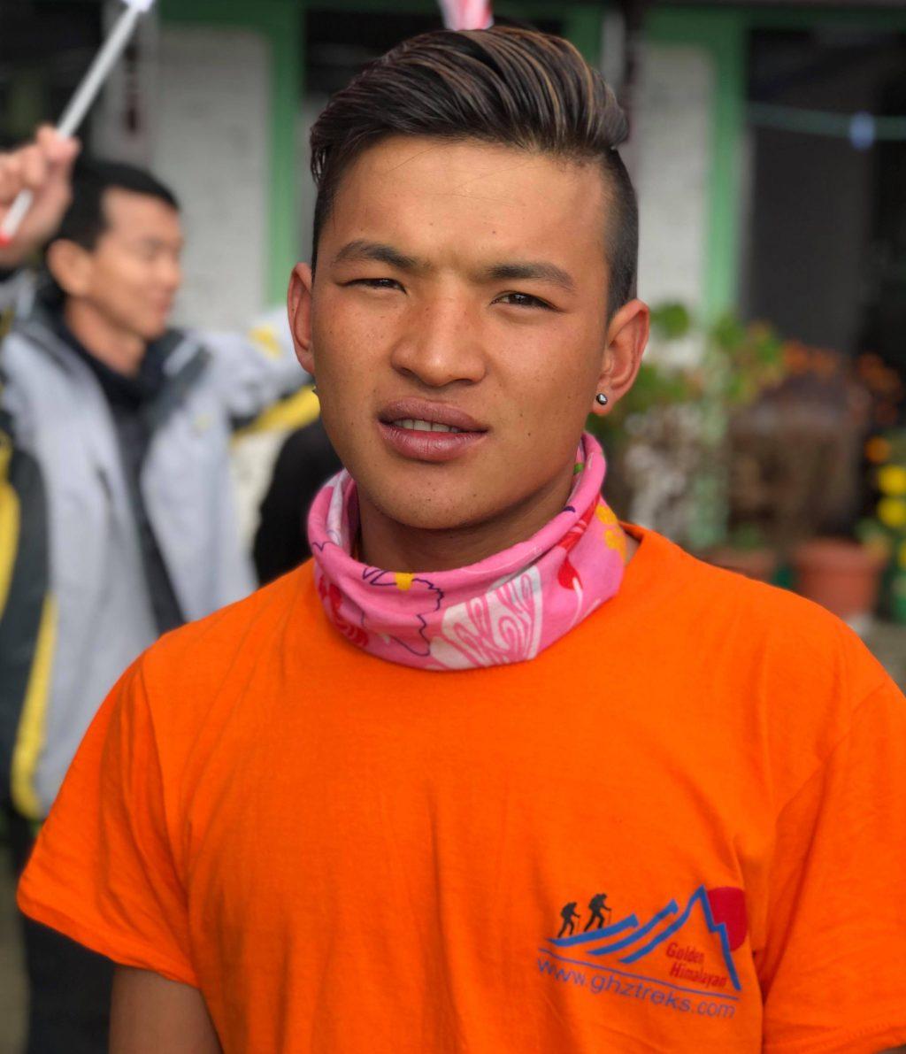Khrishna Tamang