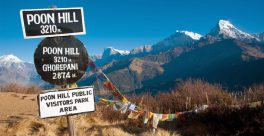 Annapurna Base Camp via Ghorepani Poon Hill