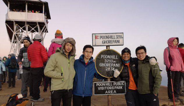 Ghorepani Poonhill 8 Days Trek